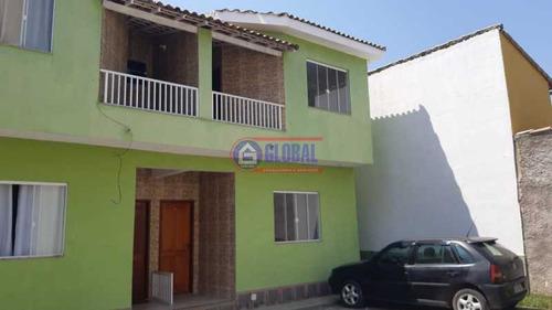 Casa Em Condomínio-à Venda-parque Nanci-maricá - Macn20080