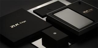 Smartphone Lenovo Zuk Edge Nuevos