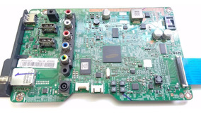 Placa Principal Samsung Un32j4000ag Semi Novas + Flat Lvds