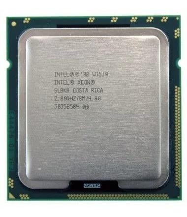Intel Xeon W3530 Quad Core 2.80ghz / 8m / 4.80 Lga1366