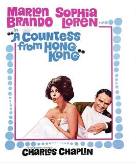 A Countess From Hong Kong Blu-ray Us Import