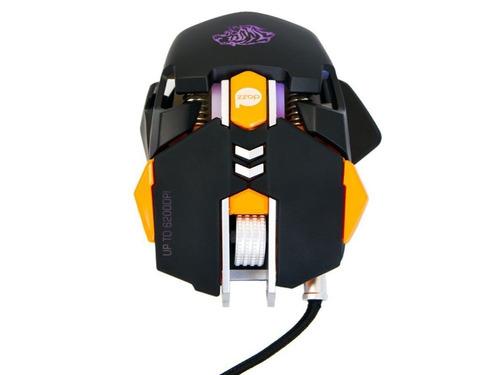 Imagem 1 de 3 de Mouse Usb Optico Gamer Thundertank Dazz 62464-7