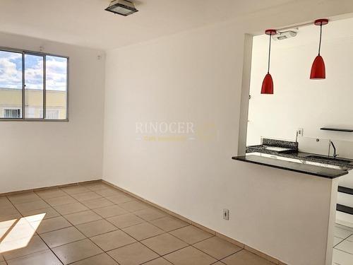 Imagem 1 de 9 de Apartamento Padrão Em Franca - Sp - Ap0293_rncr