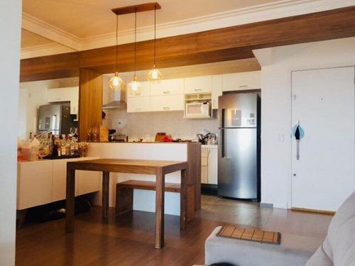 Imagem 1 de 16 de Apartamento Com 3 Dormitórios À Venda, 82 M² Por R$ 585.000,00 - Vila Augusta - Guarulhos/sp - Ap0770