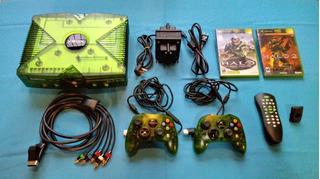 Xbox Clásico Halo Special Edition 500gb -- V E N D I D A --