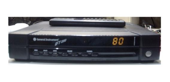 General Instruments Cft2200 C/ Controle Remoto Original