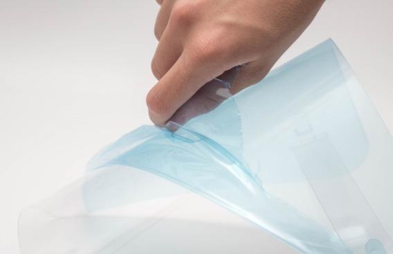 Protector Careta Facial Cubreboca Re-utilizable Nuevo En 3d