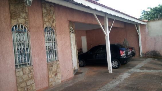Casa - Parque São Quirino - Ca0613