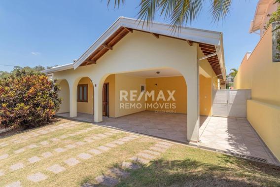 Casa À Venda, 173 M² Por R$ 750.000,00 - Jardim Paiquerê - Valinhos/sp - Ca6671
