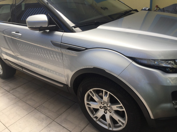 Land Rover Evoque Pure