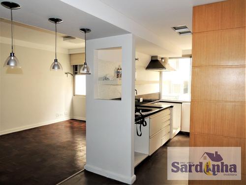 Imagem 1 de 15 de Apartamento Em Vila Nova Conceição  -  São Paulo - 2367