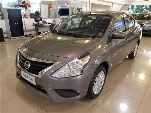 Nissan Versa Conforto 1.0 12v Flex Maunal 2020/2020 Okm