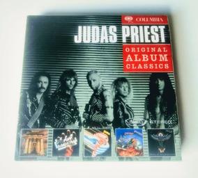 Box Cd Judas Priest Original Album Painkiller British Turbo
