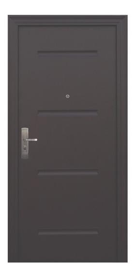 Puerta De Seguridad Xe Riviera S1 Apertura Der. Acero 100%