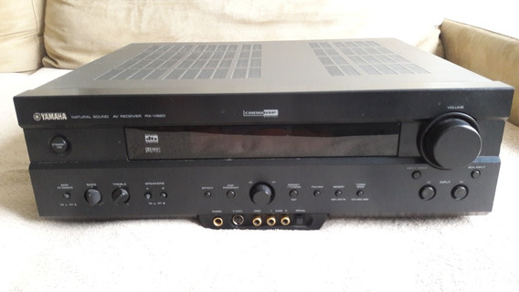 Receiver Home Theater Yamaha Rxv620