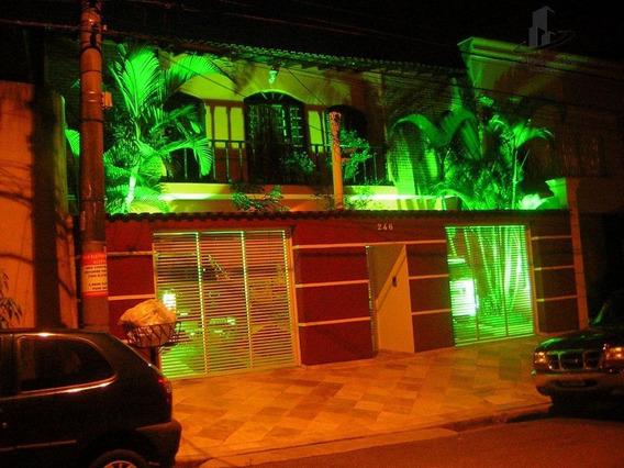 Sobrado Comercial À Venda, Dos Casa, São Bernardo Do Campo. - So0050