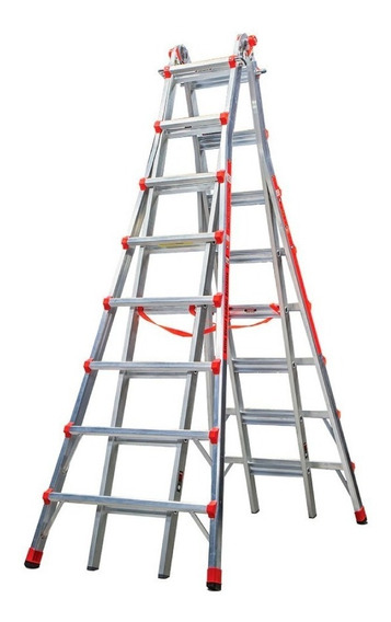 Escalera Telescópica Skyscraper 21 Little Giant 10121 +envio