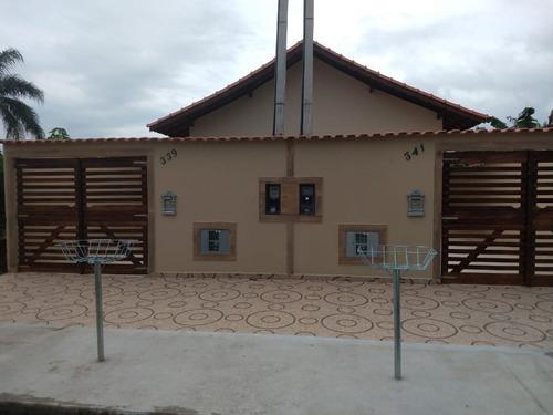 Casa Nova Em Mongaguá - 6191 - 69020449