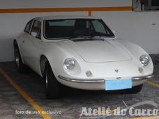 Puma Gte 1980 - Rara Conservação Vale Ver - Ateliê Do Carro