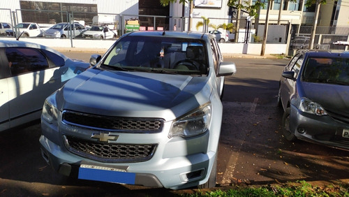Chevrolet S10 2013 2.8 Lt Cab. Dupla 4x4 Aut. 4p