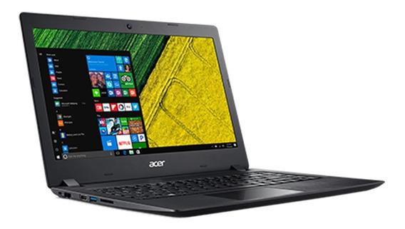 Notebook Acer A315 Intel Dual Core 4gb 500gb 15pol Promoção