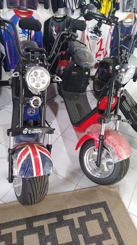 Motochefe X11 Pronta Entrega Moto Elétrica