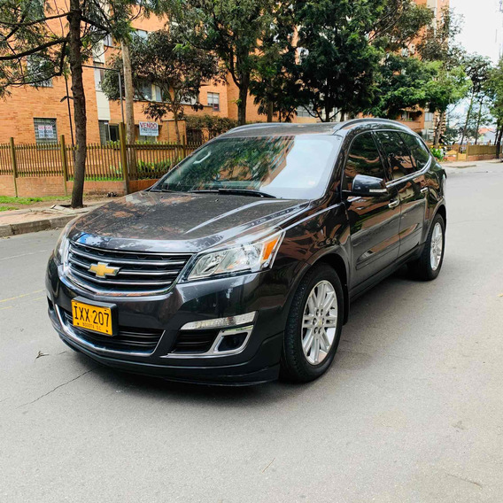Chevrolet Traverse Lt 2016 Blindada 2 Plus 3600cc 4x4