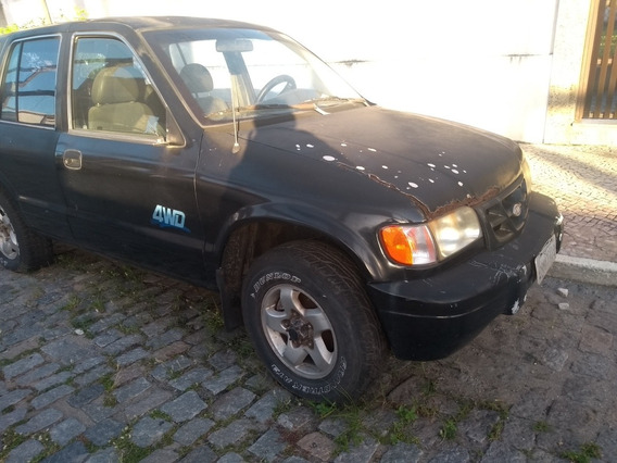 Kia Sportage 4x4 2.0 Mr