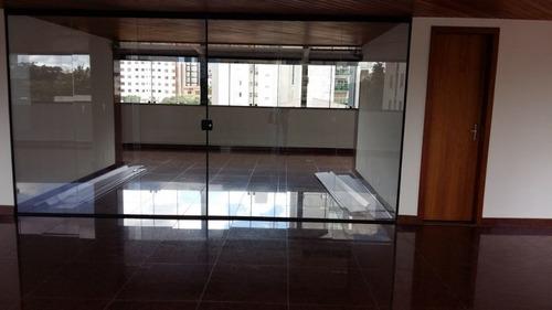 Apartamento Duplex Com 4 Quartos Para Comprar No Funcionários Em Belo Horizonte/mg - Pr1560