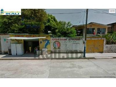 Venta De Terreno 690.51 M² Colonia Gabino Gonzalez Álamo Veracruz. Ubicado En Avenida Principal J.l. Garizurieta Colonia Gabino Gonzalez En El Municipio De Álamo Veracruz, Cuenta Con Una Superficie