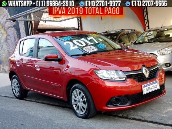 Renault Sandero 1.6 16v Expression Sce 5p