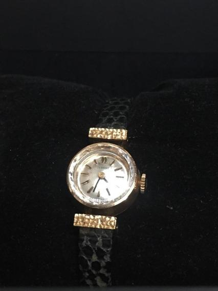 Relógio De Pulso Caixa De Ouro Tissot