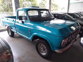 Chevrolet D10 Cs Diesel 1979