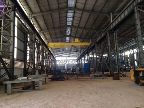 Imagem 1 de 3 de Galpao Industrial - Sertaozinho - Ref: 2380 - L-2380