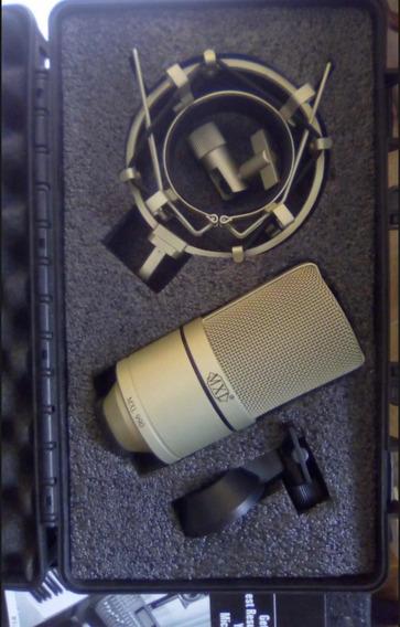 Mxl 990 + Aranha + Caixa
