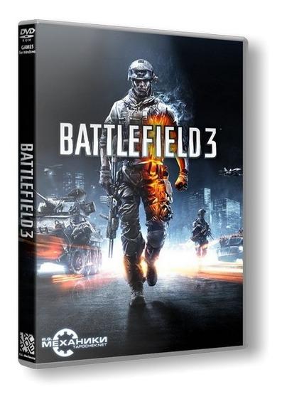 Battlefield 3 - Pc Dvd - Mídia Física - Frete 8 Reais