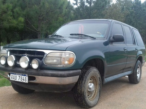 Ford Explorer Xl 6 Cilindros