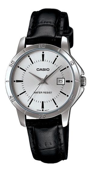 Relógio Analógico Feminino Casio Ltp-v004l-7audf
