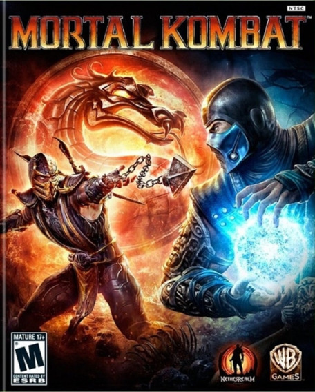 Mortal Kombat 9 - Playstation 3