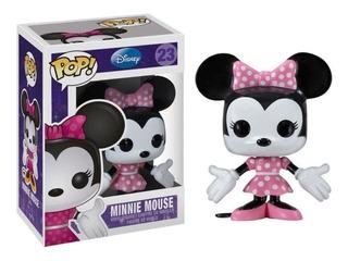 Funko Pop Minnie Mouse 23 Disney Mickey Baloo Toys