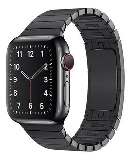 Pulseira Elos Para Apple Watch Aço Tamanho 38/40/42/44mm