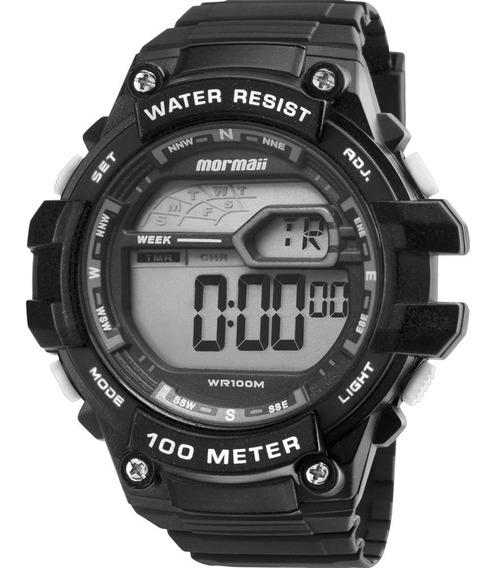 Relógio Mormaii Masculino Original Garantia Nota Mo3480a/8k