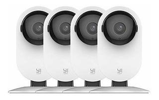 Sistema De Vigilancia Yi Cámara 1080 P Sistema De Seguridad
