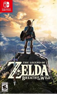 Zelda Breath Of The Wild -envio Gratis- Tienda Game Warrior