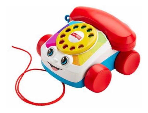 Telefono Fisher Price Chater Telephone Bebe+ 12 Mes Original