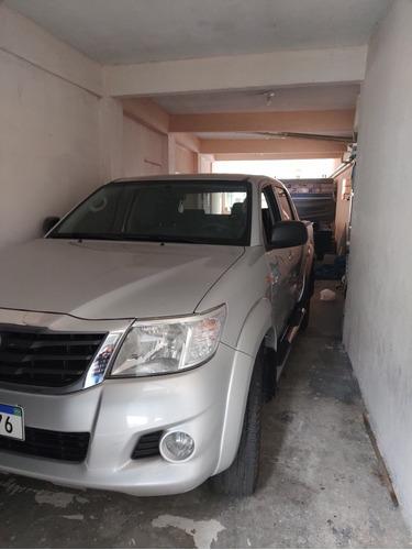 Toyota Hilux 2012 2.7 Sr Cab. Dupla 4x2 Flex Aut. 4p