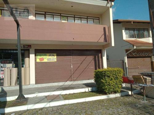 Imagem 1 de 7 de Loja Para Alugar, 90 M² Por R$ 3.100,00/mês - Ahú - Curitiba/pr - Lo0073