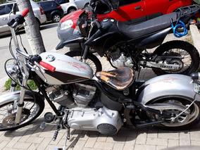 Harley Davidson Fxst Customizada Como Bobber 2007 Unico Dono