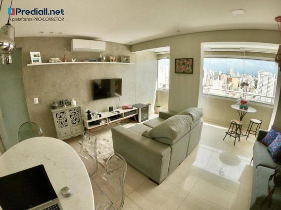 Apartamento À Venda, 62 M² Por R$ 525.000,00 - Barra Funda - São Paulo/sp - Ap3897