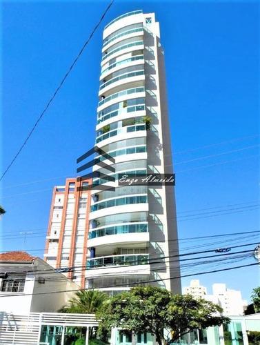 Apartamento Para Venda Em São Paulo, Pinheiros, 4 Dormitórios, 4 Suítes, 4 Vagas - 1702_1-1763663